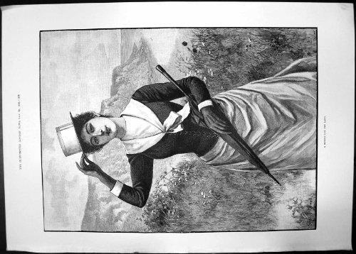 Stangen-Haus 1882 parlamentarisches Verfahrens-O'Donnells Biggar