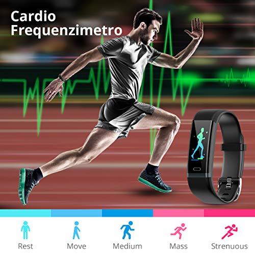 Zoom IMG-1 winisok fitness tracker ip68 orologio