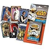 Star Wars - Baraja infantil con 40 cartas (Naipes Heraclio Fournier 1029486)