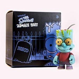 Simpsons Zombie Bart Vinilo Figura 4