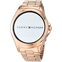 Tommy Hilfiger Reloj Mujer de Digital con Correa en Acero Inoxidable 1781832
