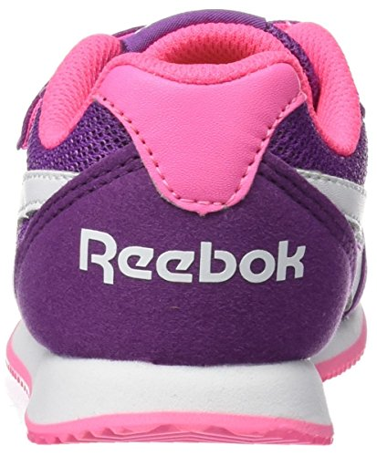 Reebok Bd5436, Scarpe da Trail Running Bambina Viola (Aubergine/Solar Pink / White)