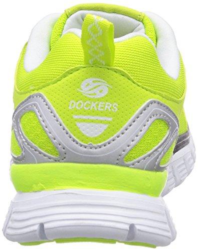 Dockers by Gerli  36VN20, Sneakers basses femme Jaune - Gelb (gelb 900)