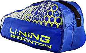 Li-Ning Textured Badminton KitBag (Royal Blue)