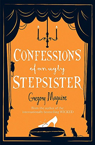Gregory Iris (Confessions of an Ugly Stepsister)