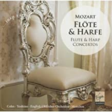 Mozart: Flöte & Harfe