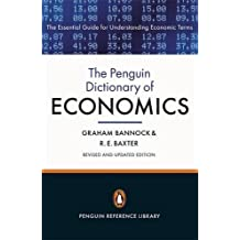 The Penguin Dictionary of Economics: Eighth Edition.