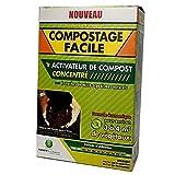 Planete Ambiente Bio attivatore di Compost concentrato con microrganismi Naturali selezionati, 500 g