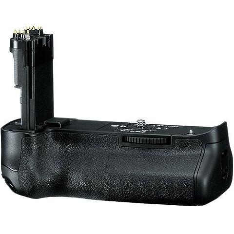 Canon BG-E11 - Empuñadura con batería para cámara (15,31 cm, 8,53 cm, 11,45 cm, AA, LR6, LP-E6) Negro