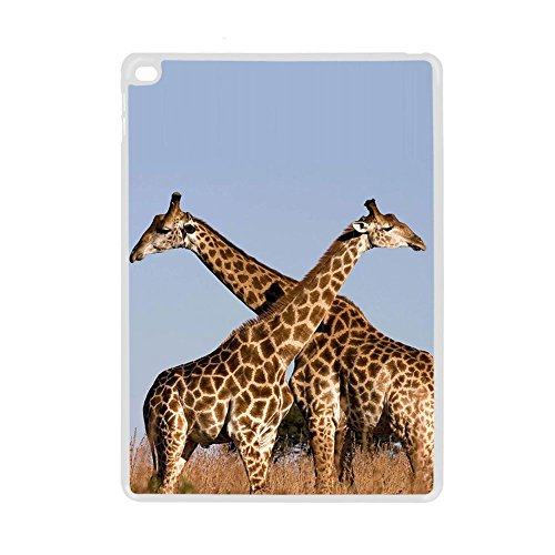 (Amusing For Ipad Air 2Nd Abs Printing Giraffe Case Girl)