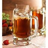 Pasabahce Pub Beer Mug,400 Ml,Set Of 2