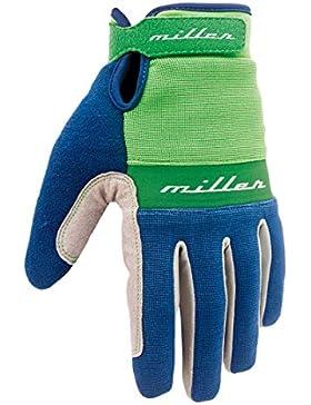 Miller Division S02GM0000 - Guanti, colore blu navy, taglia S