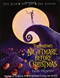 "Tim Burton's ""Nightmare Before Christmas"": The Film, The Art, The Vision"