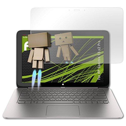 atFolix Bildschirmfolie kompatibel mit HP Spectre 13 x2 Pro Spiegelfolie, Spiegeleffekt FX Schutzfolie