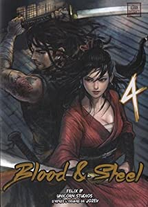 Blood & Steel Edition simple Tome 4