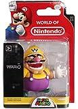"Nintendo JAKKNINWARIO 6 cm ""World of Nintendo Super Mario Wario"" Figure"
