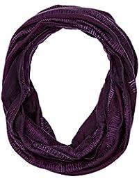 Original Buff Merino Wool Lisha Plum - Tubular de fibra natural, multicolor, tamaño M