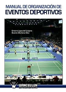 eventos deportivos: Manual De Organización De Eventos Deportivos
