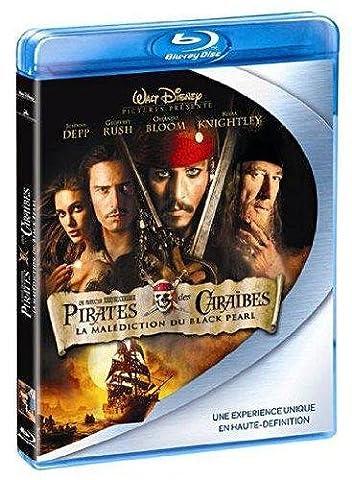 Pirates des Caraïbes : La malédiction du Black Pearl [Édition 2 Blu-ray]