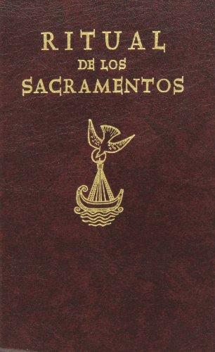 Portada del libro Ritual de los sacramentos (OBRAS LITÚRGICAS)