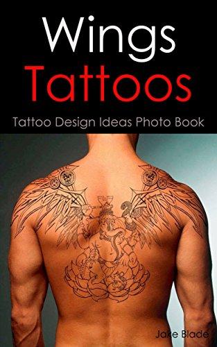 Wings Tattoos Tattoo Design Ideas Photo Book Tattoo Ideas By Jake