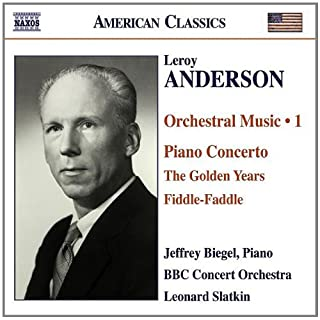 Anderson, L - Orchestral Works, Vol 1