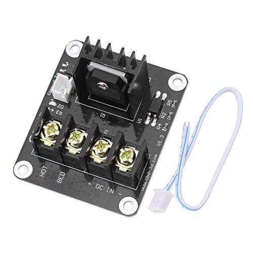Hrph 3D-Drucker beheiztes Bett-Leistungsmodul Hochstrom 210A MOSFET-Upgrade RAMPS 1.4 (3d-drucker-bett)