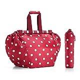 Reisenthel easyshoppingbag ruby dots rot Punkte Einkaufswagen - Supermarkt Shopper, Einkaufstasche, Einkaufsbeutel