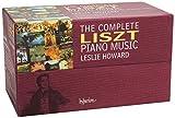 Franz Liszt: Sämtliche Werke für Klavier -