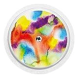 Farbensturm - Sticker Aufkleber für FreeStyle Libre Sensor