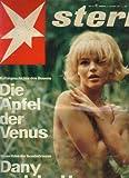 STERN Zeitschrift Illustrierte Magazin Heft-Nr. 41 vom 8. Oktober 1967 Kulturgeschichte des Busens: Die Äpfel der Venus; Neuer Krimi der Sonderklasse: Dany und der Herr im Kofferraum