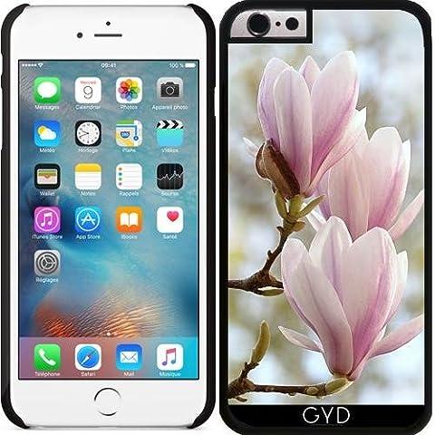 Case for Iphone 6 (4,7 '') - Magnolia Asia Flower