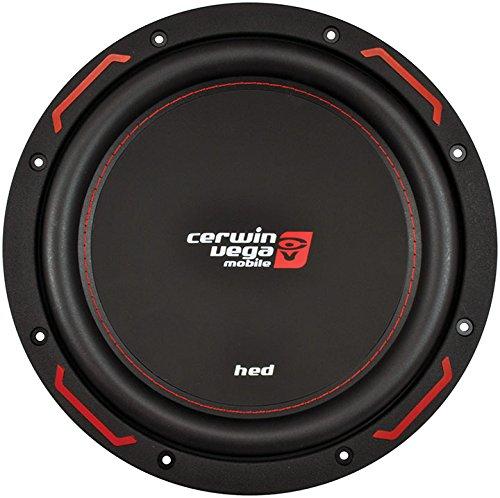 Cerwin Vega Hed Mobile 1000W max 25,4cm SVC 4Ohm/200W RMS (Vega Cerwin Auto-audio)