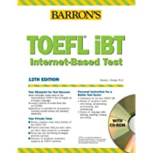 TOEFL iBT (Internet Based Test) 2008. (Lernmaterialien) (Barron's How to Prepare for the TOEFL IBT (W/CD))