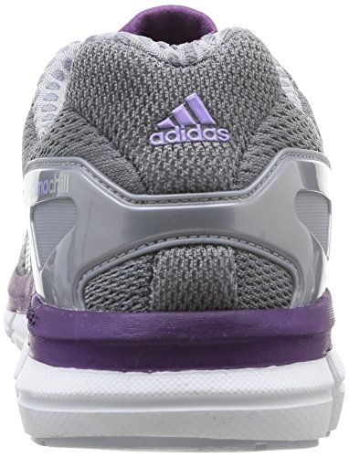 adidas Cc Ride W - Sneaker per damen Tech Grey F12 / Neo Iron Met. F11 / Tribe Purple S14