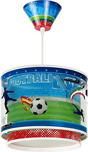 Dalber Lampe de Plafond - Suspension - Football
