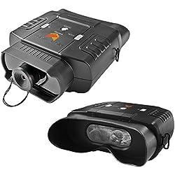 Nightfox 100V Binocular infrarrojo de visión nocturna digital con zoom 3 x 20.