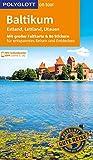 POLYGLOTT on tour Reiseführer Baltikum: Mit großer Faltkarte, 80 Stickern und individueller App - Jochen Könnecke