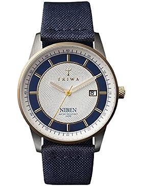 Triwa Unisex Erwachsene-Armbanduhr NIST104-CL060712