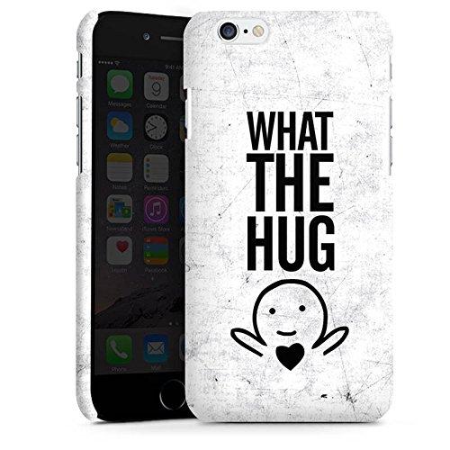 Apple iPhone X Silikon Hülle Case Schutzhülle Liebe Herz Sprüche Premium Case matt