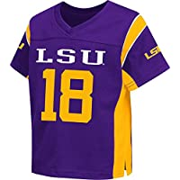 "LSU Tigers NCAA Toddler ""Hail Mary"" Fashion Football Jersey Trikot"