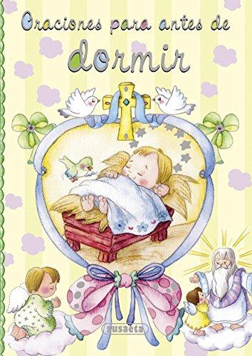 Oraciones para antes de dormir (Pequeños cristianos) por Lorena Marín