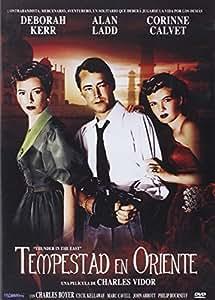 Tempestad en Oriente  1952 Thunder in the East [Edizione: Spagna]