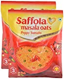 #6: Star Combo - Saffola Masala Oats Peppy Tomato, 40g (Pack of 2) Promo Pack