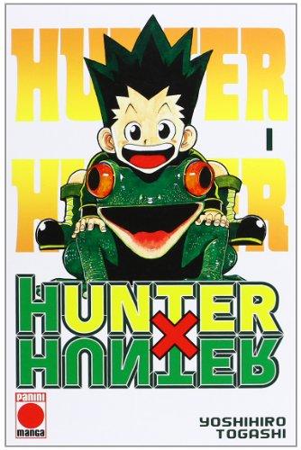 Descargar Libro Hunter X Hunter 1 de Yoshihiro Togashi