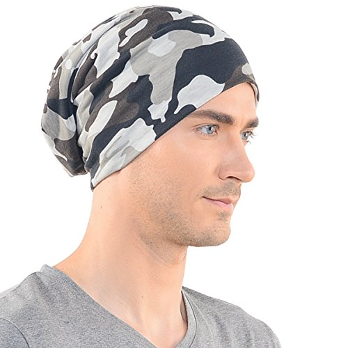4347d17e451 Zands 0713524285661 Mens Scrawl Thin Slouchy Summer Beanie Cap Hat ...