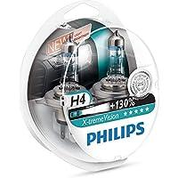 Philips 12342XV+S2 Lámpara Halógena para Coche H4, 60 W