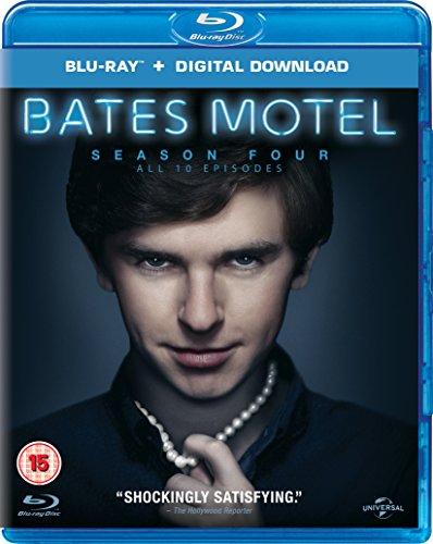 Bates Motel - Series 4 [Blu-ray]