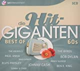 Die Hit Giganten - Best of 60'S - Verschiedene Interpreten