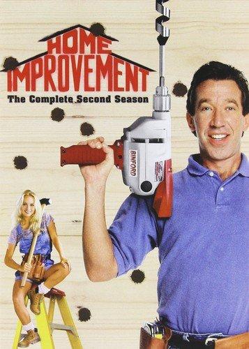 Home Improvement - The Complete Second Season [Region 1]